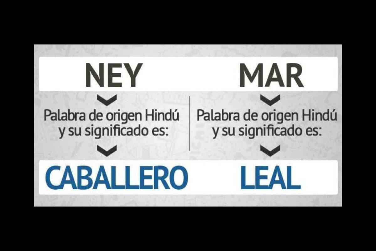"""¿Neymar también será un """"hombre encantador""""? No. Foto:eWikin.com. Imagen Por:"""