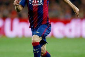 DEFENSAS: Jordi Alba (Barcelona/España) Foto:Getty Images. Imagen Por: