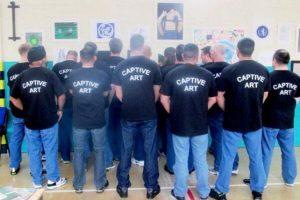 Se les dan 40 horas a la semana de capacitación para el empleo Foto:Twitter.com/scottishprison. Imagen Por:
