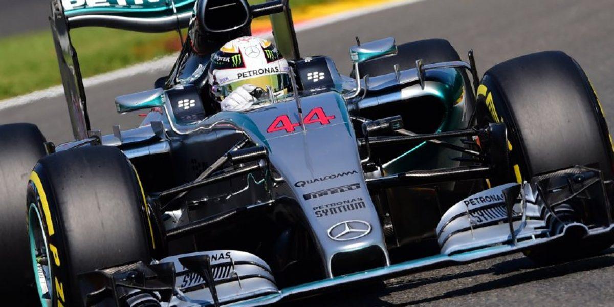 Fórmula 1: Lewis Hamilton se quedó con la pole en el Gran Premio de Bélgica