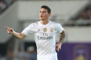 James Rodríguez (Real Madrid/Colombia) Foto:Getty Images. Imagen Por: