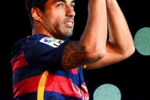 Luis Suárez (Barcelona/Uruguay) Foto:Getty Images. Imagen Por: