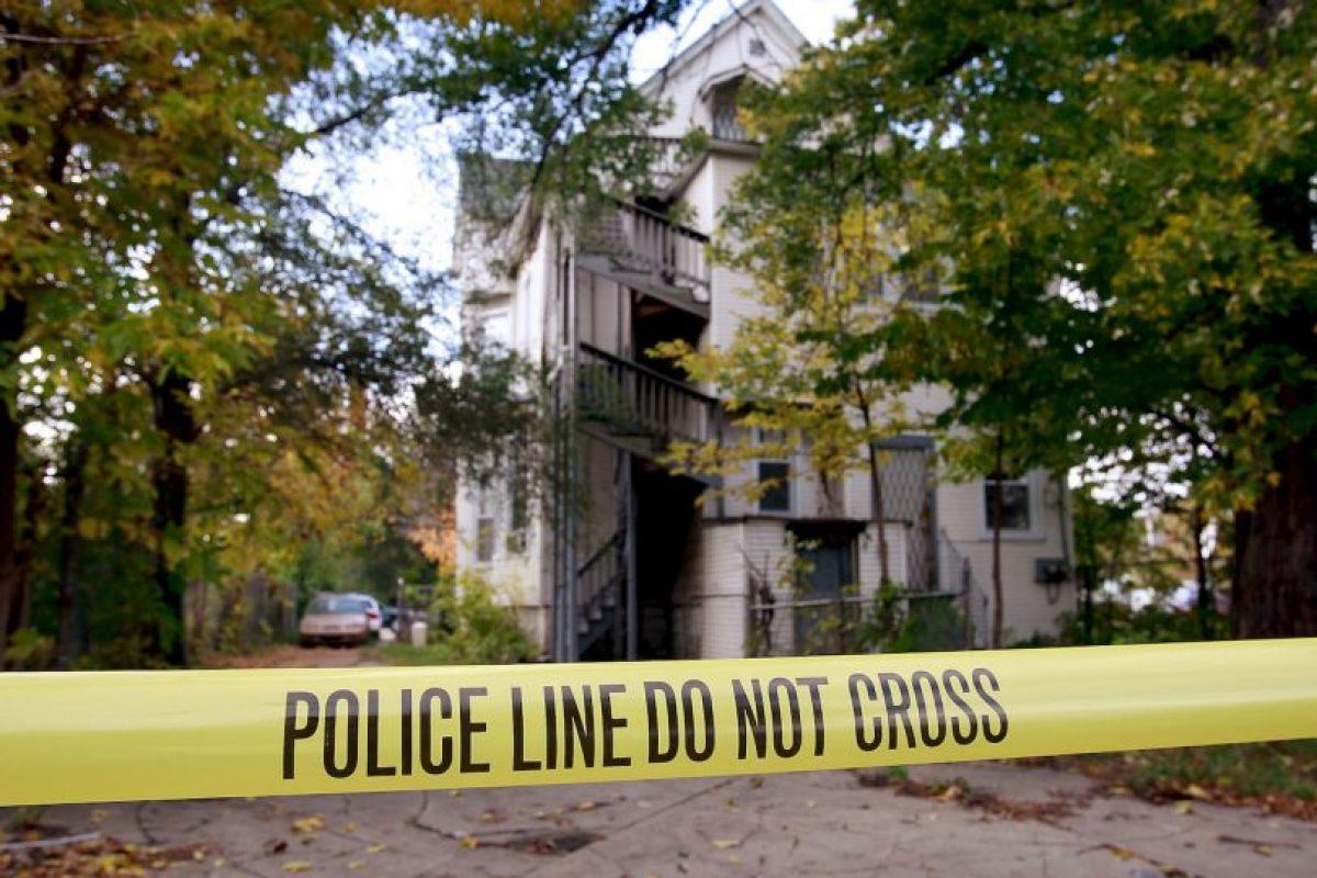 9. En febrero de 2015, Jason Hendrix, un joven estadounidense de 16 años mató con un arma de fuego a sus padres y a su hermana, por castigarlo prohibiéndole usar la computadora. Foto:Getty Images. Imagen Por: