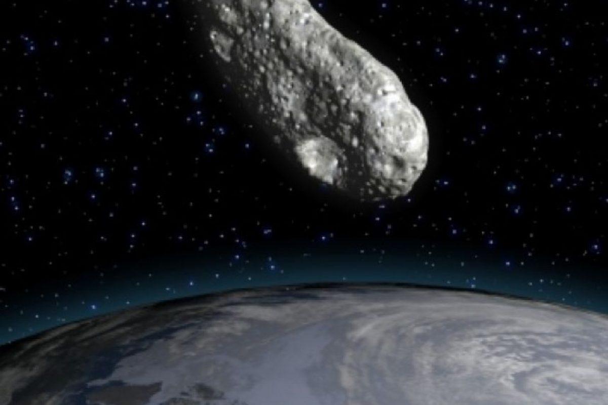 1. NASA niega que un asteroide se impacte contra la Tierra en septiembre Foto:Pinterest. Imagen Por: