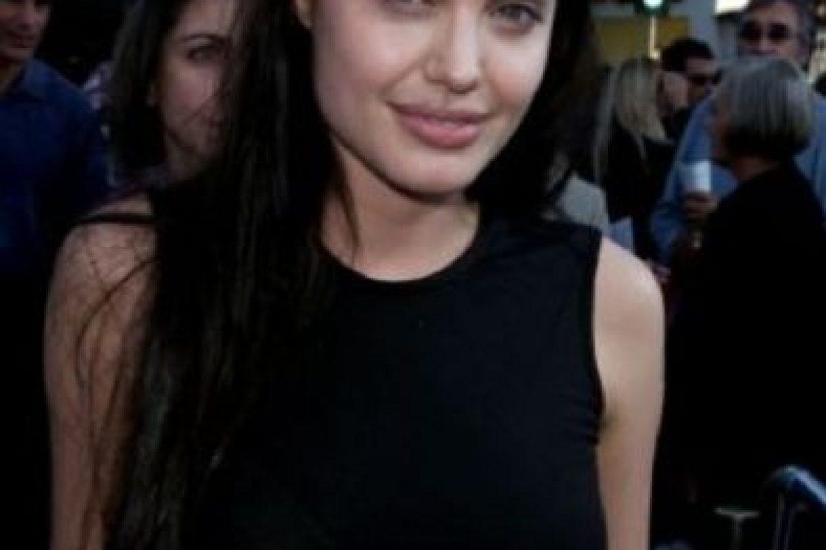 3. Angelina Jolie podría padecer cáncer y anorexia Foto:Getty Images. Imagen Por: