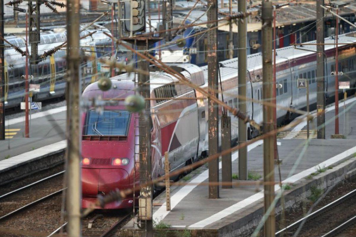 La balacera ocurrió en la parte trasera del tren que se dirigía a París desde Ámsterdam. Foto:AFP. Imagen Por:
