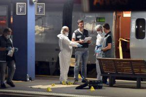 Tres personas resultaron heridas, entre ellos el actor francés Jean-Hugues Anglade. Foto:AFP. Imagen Por:
