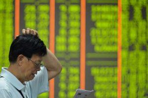 Probablemente el mercado chino continuará hundiéndose. Foto:AFP. Imagen Por: