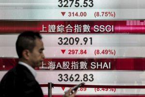 Ocasionando que varios mercados se desplomen. Foto:AFP. Imagen Por: