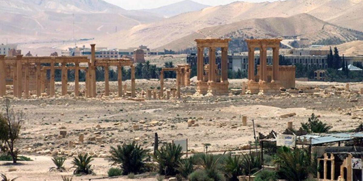 La Unesco ve como un crimen de guerra la destrucción del templo de Baal