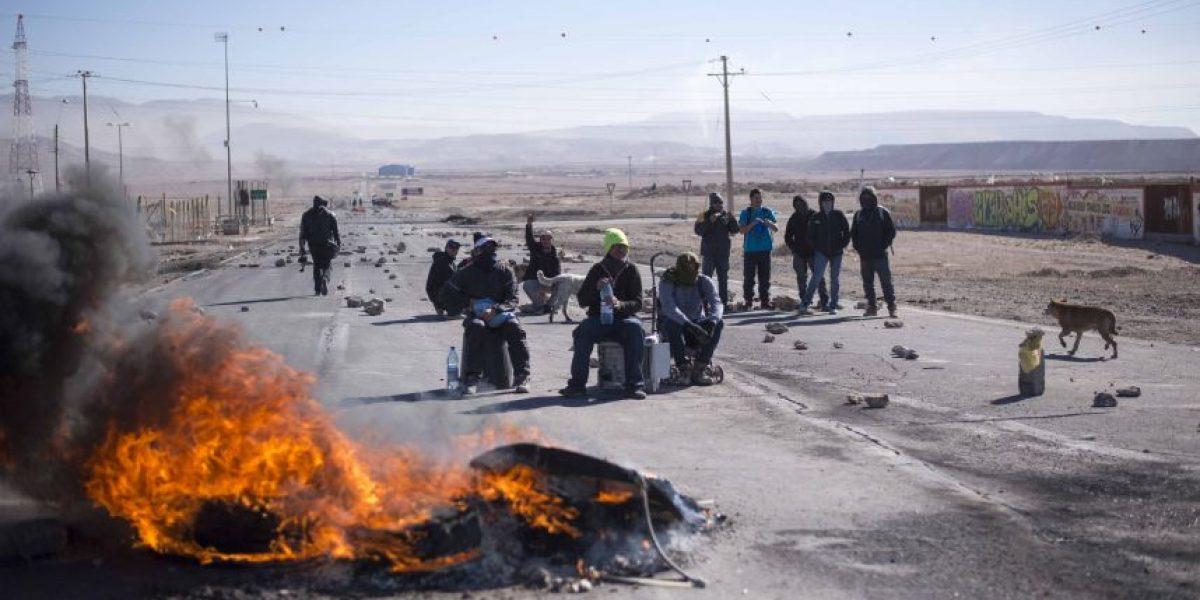 Interponen querella por muerte de trabajador durante huelga de contratistas
