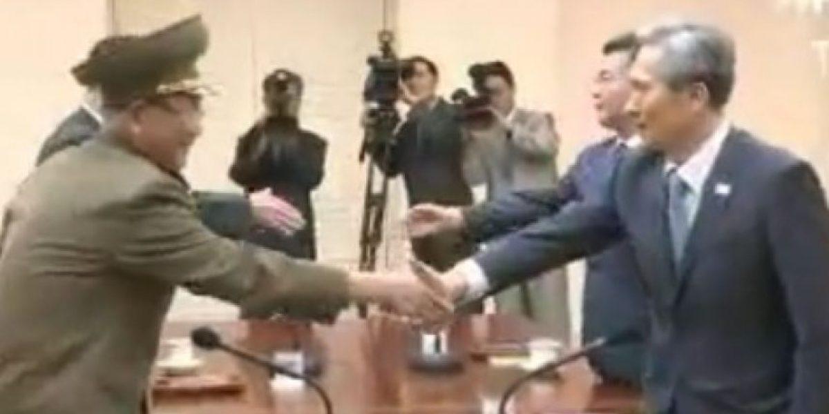 Las dos Coreas prosiguen su diálogo entre amenazas y refuerzos
