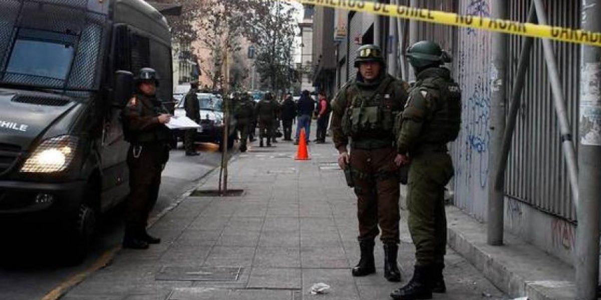 Inician sumario contra carabineros por bomba lacrimógena detonada en plena fiesta