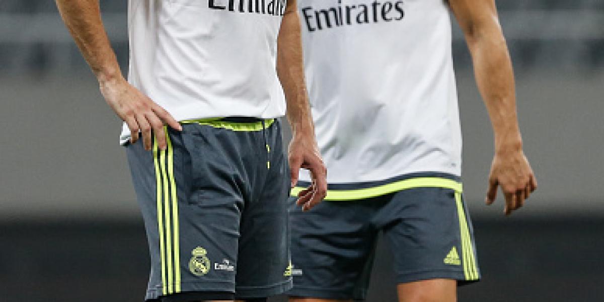 Benzema responde a los rumores: