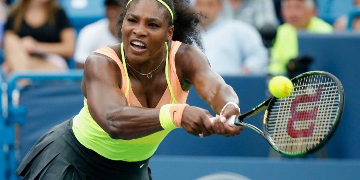 Serena Williams confirma su amor con famoso rapero