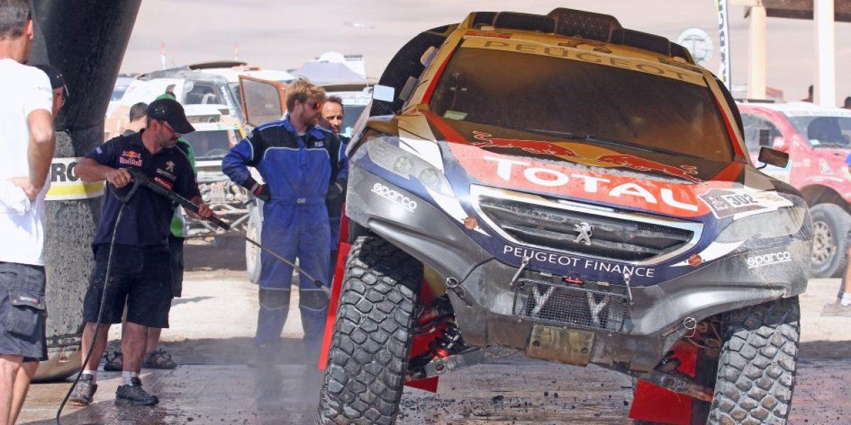 Perú da un paso al costado y no será parte del Dakar 2016