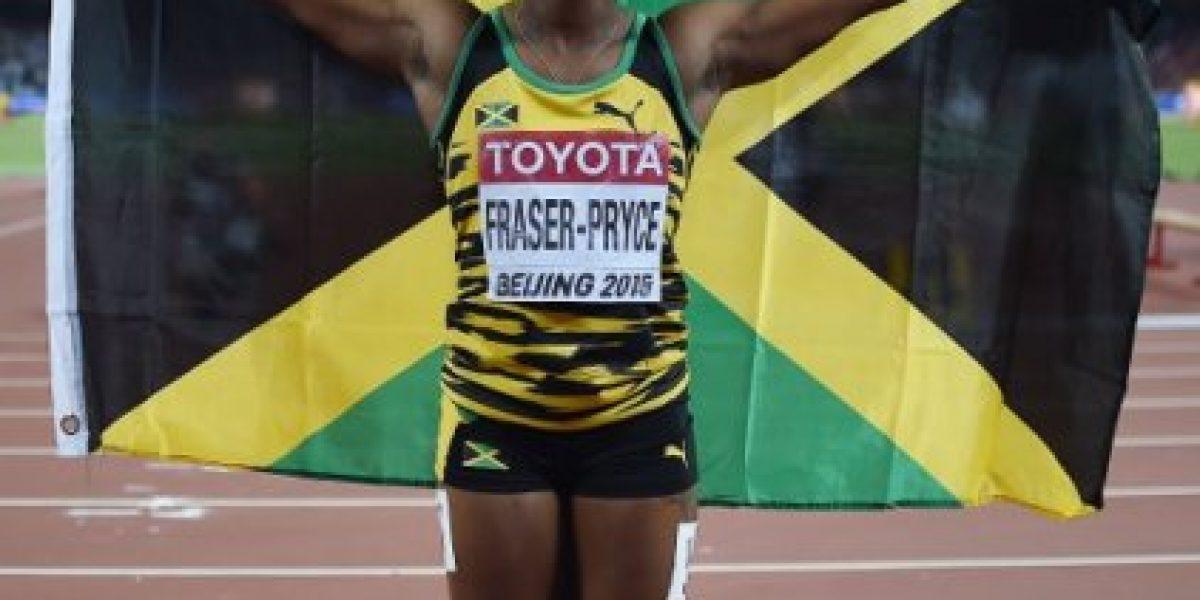 Jamaica, no problem: La reina Fraser-Pryce se queda con la corona de los 100 metros