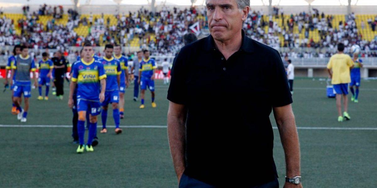 Omar Labruna en caída libre: De Colo Colo a dirigir en segunda de Argentina
