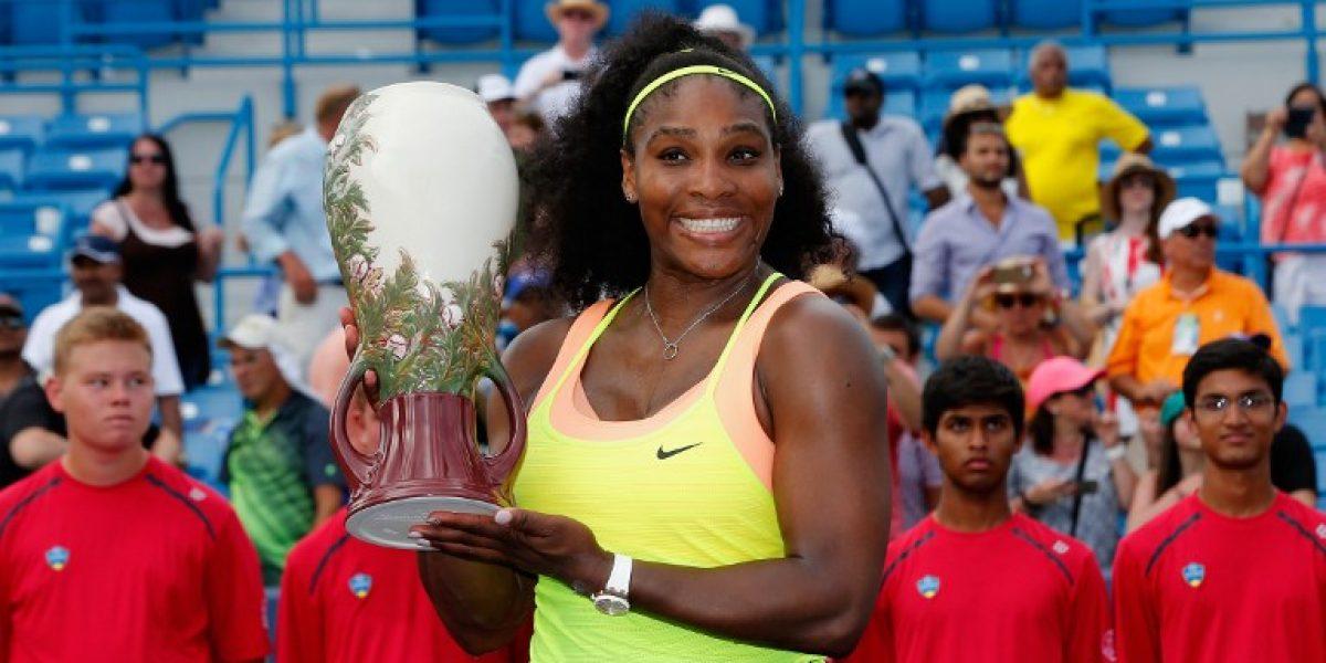 Serena Williams imbatible: Se mantiene en la cima de la WTA por 255 semanas consecutivas