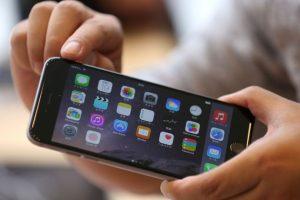8) Sistema operativo: iOS 8. Foto:Getty Images. Imagen Por:
