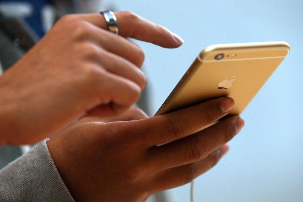 iPhone 6 Plus fue presentado en septiembre de 2014. Foto:Getty Images. Imagen Por: