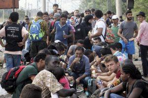 Esta cifra continúa en crecimiento, pues miles de migrantes llegan a Europa cada semana. Foto:Getty Images. Imagen Por: