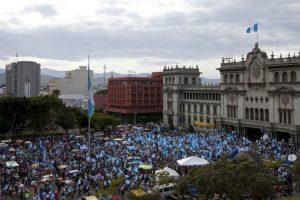 3. Baldetti está encarcelada y declarará ante el Tribunal de Alto Impacto de Guatemala. Foto:AP. Imagen Por: