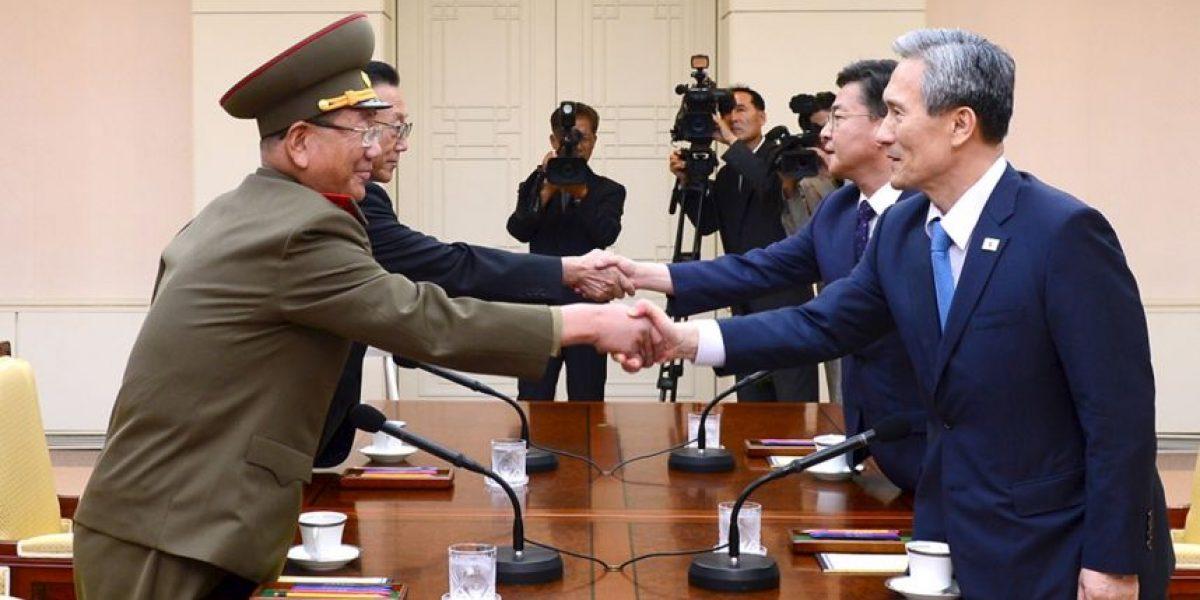 Corea del Norte y Corea del Sur firman acuerdo para disminuir tensiones