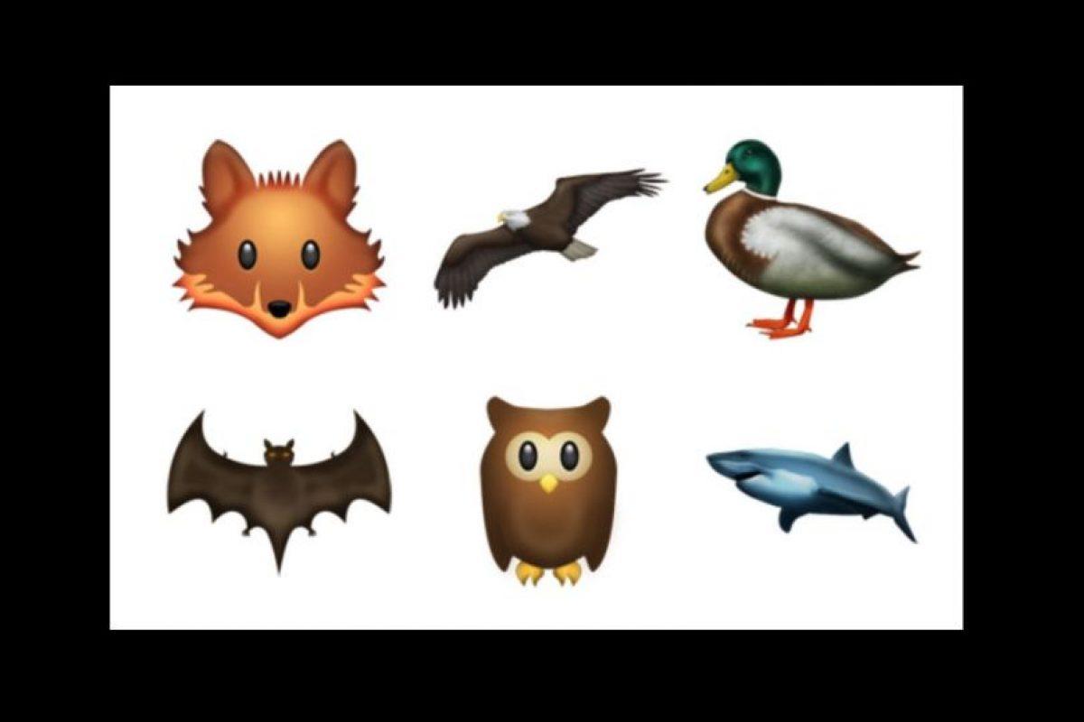 Nuevos animales Foto:Emojipedia. Imagen Por: