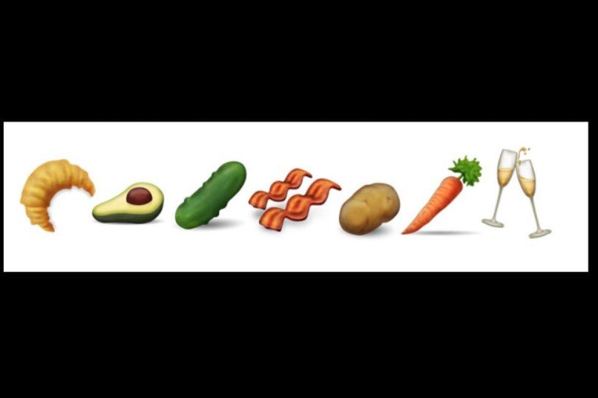 Nuevos alimentos Foto:Emojipedia. Imagen Por: