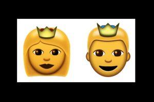 Reyes o príncipes Foto:Emojipedia. Imagen Por: