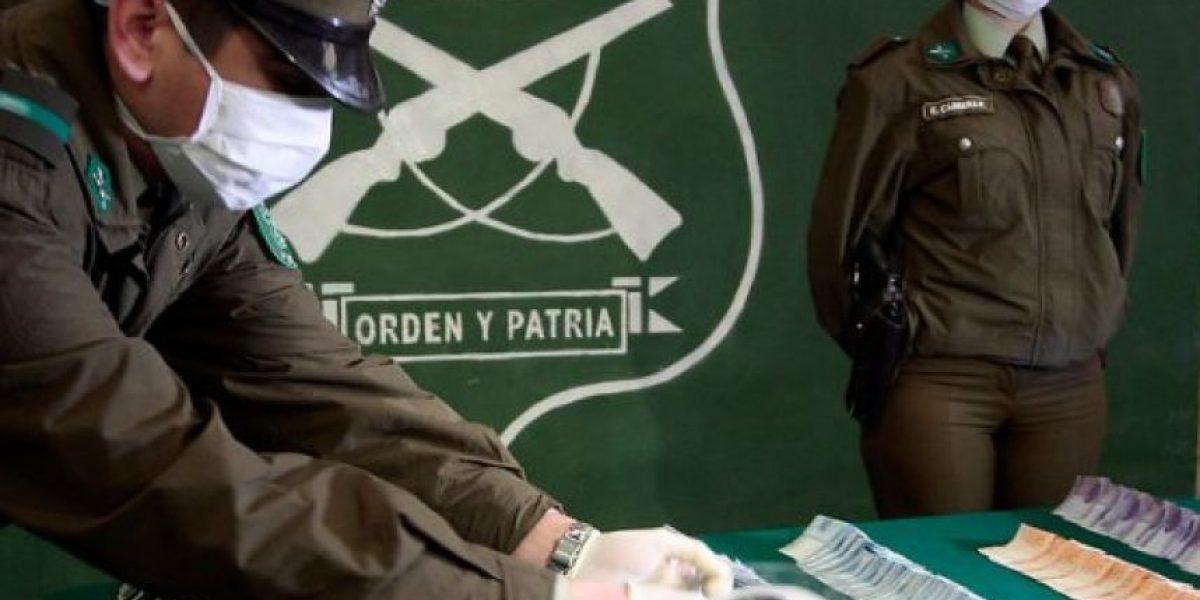 Operativo antidroga en Santiago  termina con cuatro bolivianas detenidas