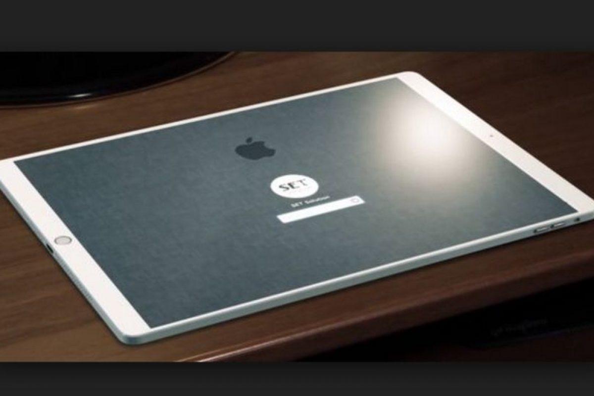 Así imaginan los fanáticos la próxima tablet de Apple Foto:Tumblr. Imagen Por: