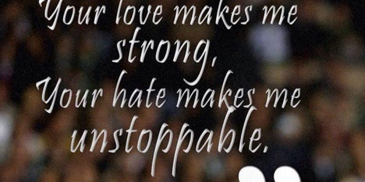 """""""Tu odio me hace imparable"""": el mensaje de Cristiano en Instagram"""