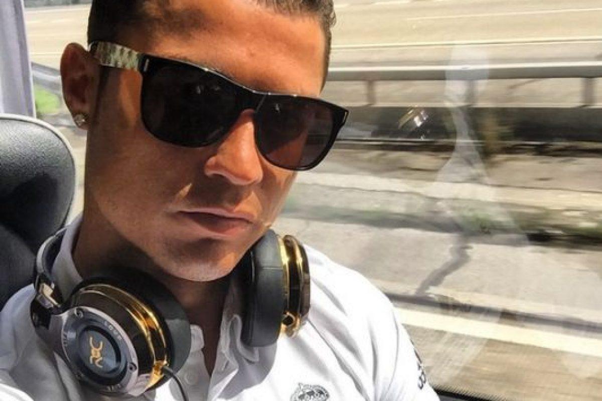 Real Madrid debutó en la Liga BBVA, pero sólo puso sacar un empate sin goles ante el club asturiano, recién ascendido. Foto:Vía instagram.com/Cristiano. Imagen Por: