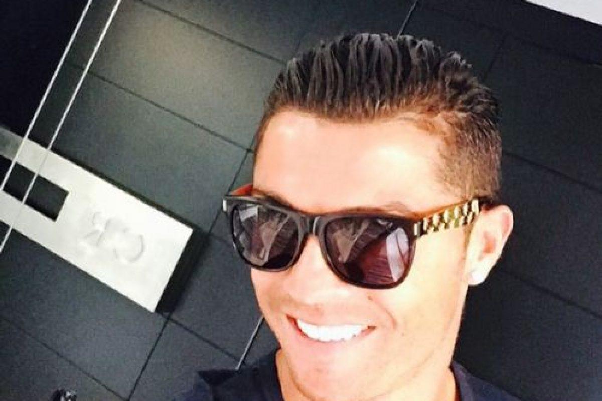 """""""Hay un penalti a Cristiano, que no es un hombre que se tire"""", declaró Emilio Butragueño, exfigura del club blanco. Foto:Vía instagram.com/Cristiano. Imagen Por:"""