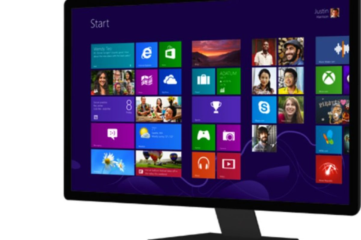 Windows 8 llegó para todos los dispositivos de Microsoft. El nuevo diseño y la innovación de aplicaciones por paneles modernizó el sistema operativo Foto:windows.microsoft.com. Imagen Por: