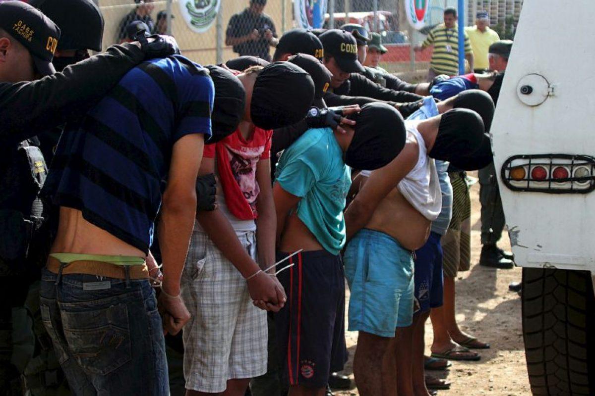 Esto fue lo que le exigió la cancillería colombiana al gobierno de Nicolás Maduro. Foto:AFP. Imagen Por: