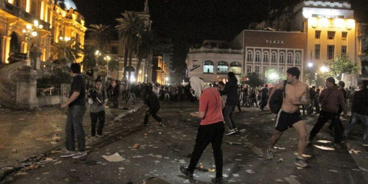 Polémica por represión de protesta en provincia argentina tras elecciones