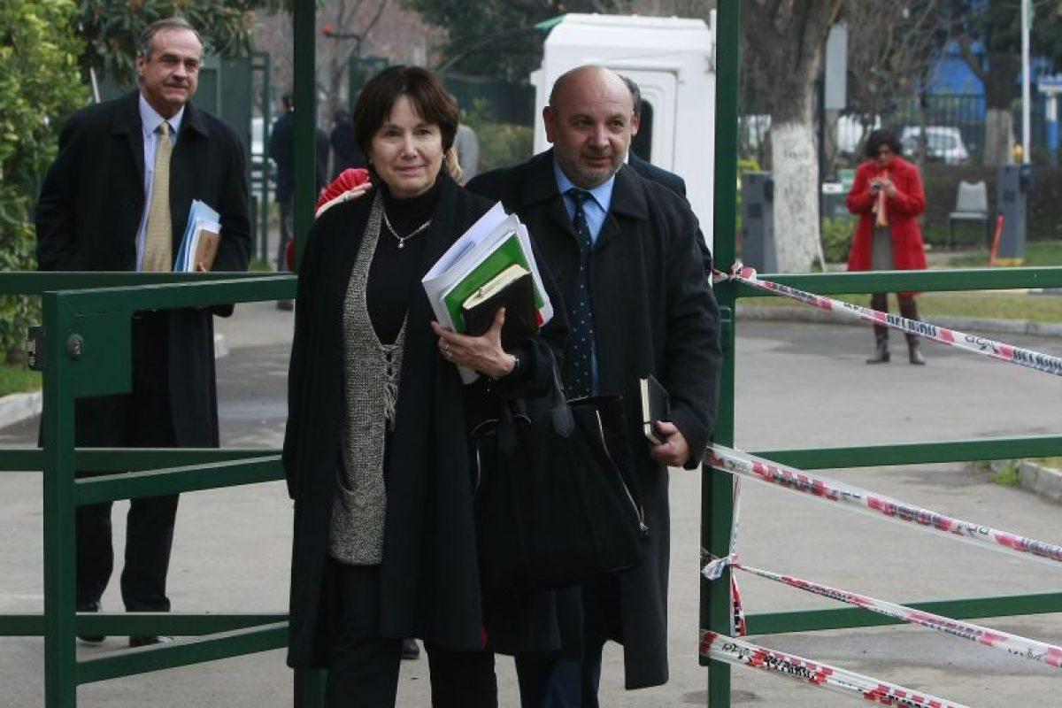Ministra de salud, Carmen Castillo Foto:Archivo Agencia Uno. Imagen Por: