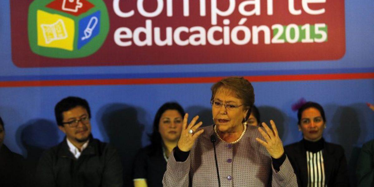 Bachelet anuncia ampliación de cobertura de salas cuna
