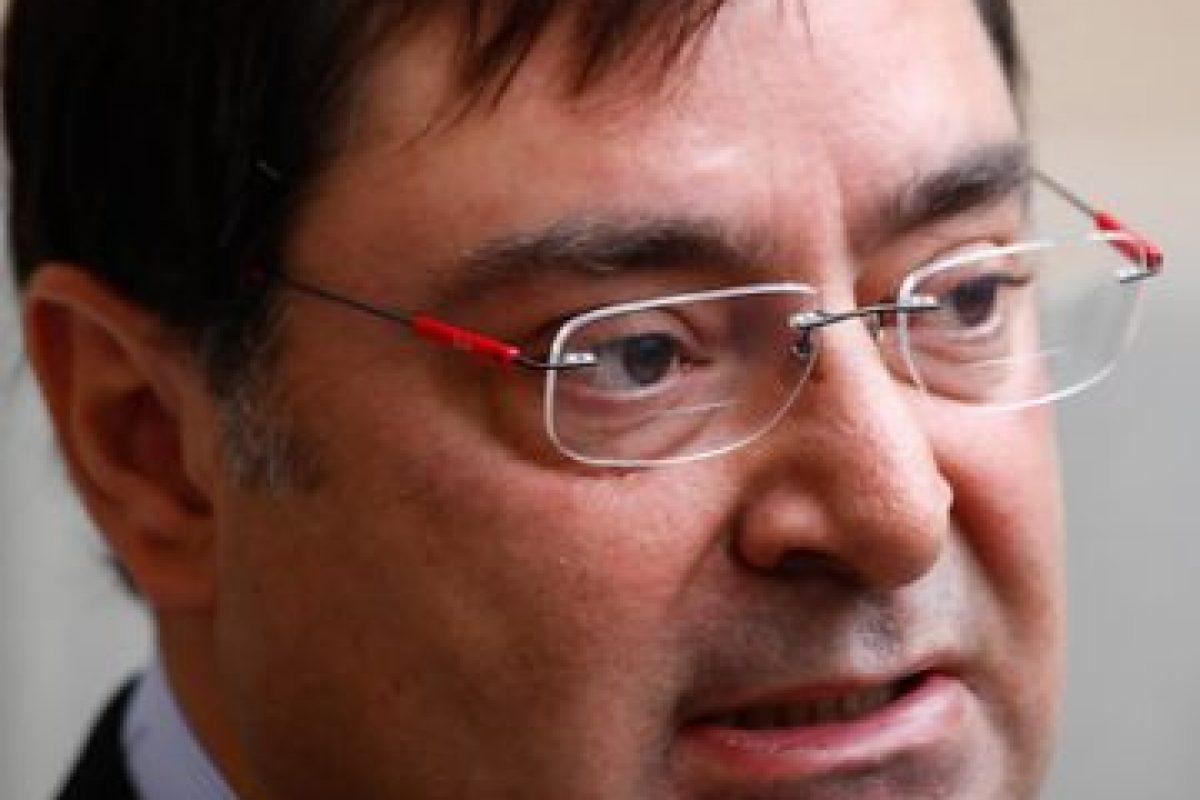 Alcalde de Lo Barnechea, Felipe Guevara Foto:Agencia Uno. Imagen Por: