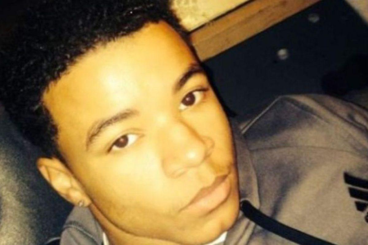 Maxwell Marion Morton, de 16 años de edad, se tomó un selfie junto al cuerpo de su amigo y fue detenido por presunto asesinato. Foto:Pittsburgh Tribune-Review. Imagen Por: