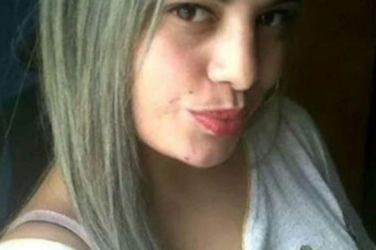Ella también era experta en robo. Tenía 11 años de vida delictiva. Foto:Facebook. Imagen Por: