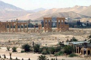No sería la primera vez que el grupo terrorista afecta lugares históricos y de alto valor cultura Foto:AFP. Imagen Por: