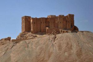 """5. """"Desde el primero hasta el siglo segundo, el arte y la arquitectura de Palmira, de pie en la encrucijada de varias civilizaciones, casando técnicas grecorromanas con las tradiciones locales y las influencias persas"""", detalla la UNESCO Foto:AFP. Imagen Por:"""