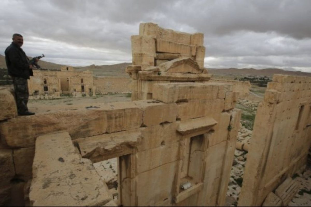 7 datos sobre Palmira, la histórica ciudad que ha comenzado a destruir ISIS Foto:AFP. Imagen Por: