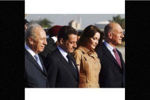 La cantante y modelo italo francesa, Carla Bruni, está casada desde el año 2008 con el expresidente de Francia, Nicolás Sarkozy. Foto: Instagram.com/carlasarkozy/. Imagen Por: