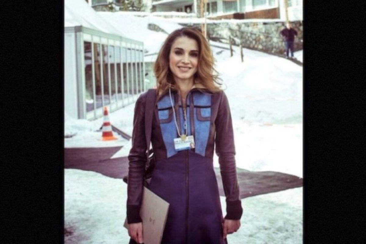 6. La Reina Rania, de Jordania Foto:Instagram.com/queenrania. Imagen Por: