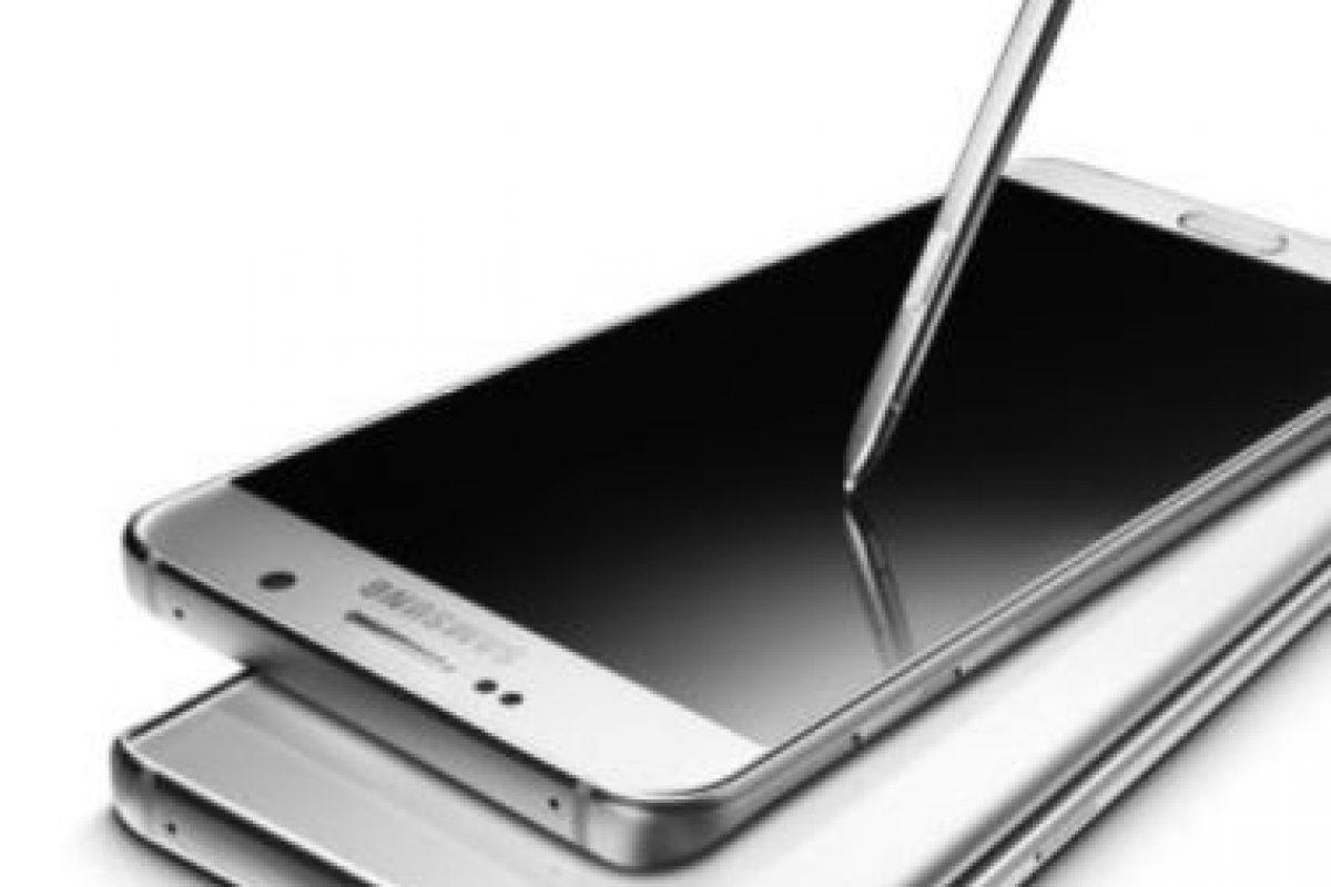 Este es el nuevo Samsung Galaxy Note 5. Foto:Samsung. Imagen Por: